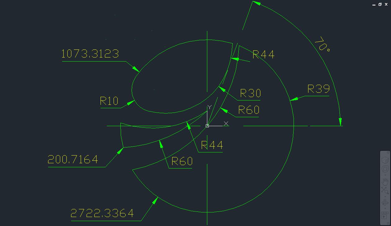 CAD软件技术学习交流区谢谢请教。这个图的wow7.0制皮图纸npc图片