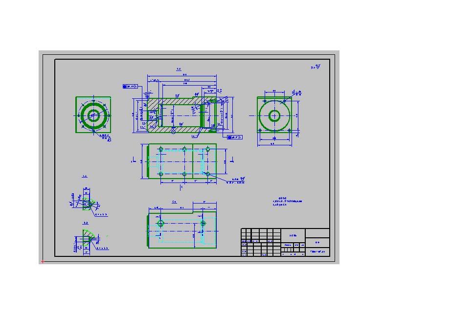 工程机械图纸专帖(有奖图纸上传)kt板f14图纸图片