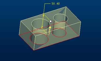 CAD软件技术v图面交流区把CAD显示到PROEcad到xy导入图面坐标图片