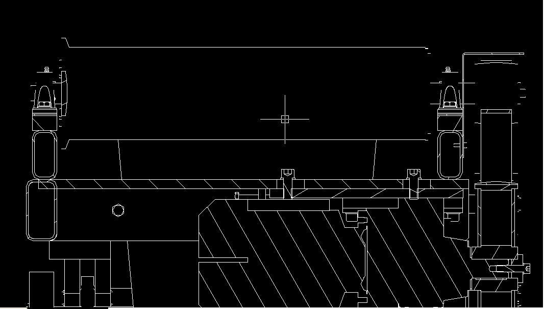 inventor线条图转换成cad2007有些地狱不到不图纸工程学习制作火显示界面后找图片