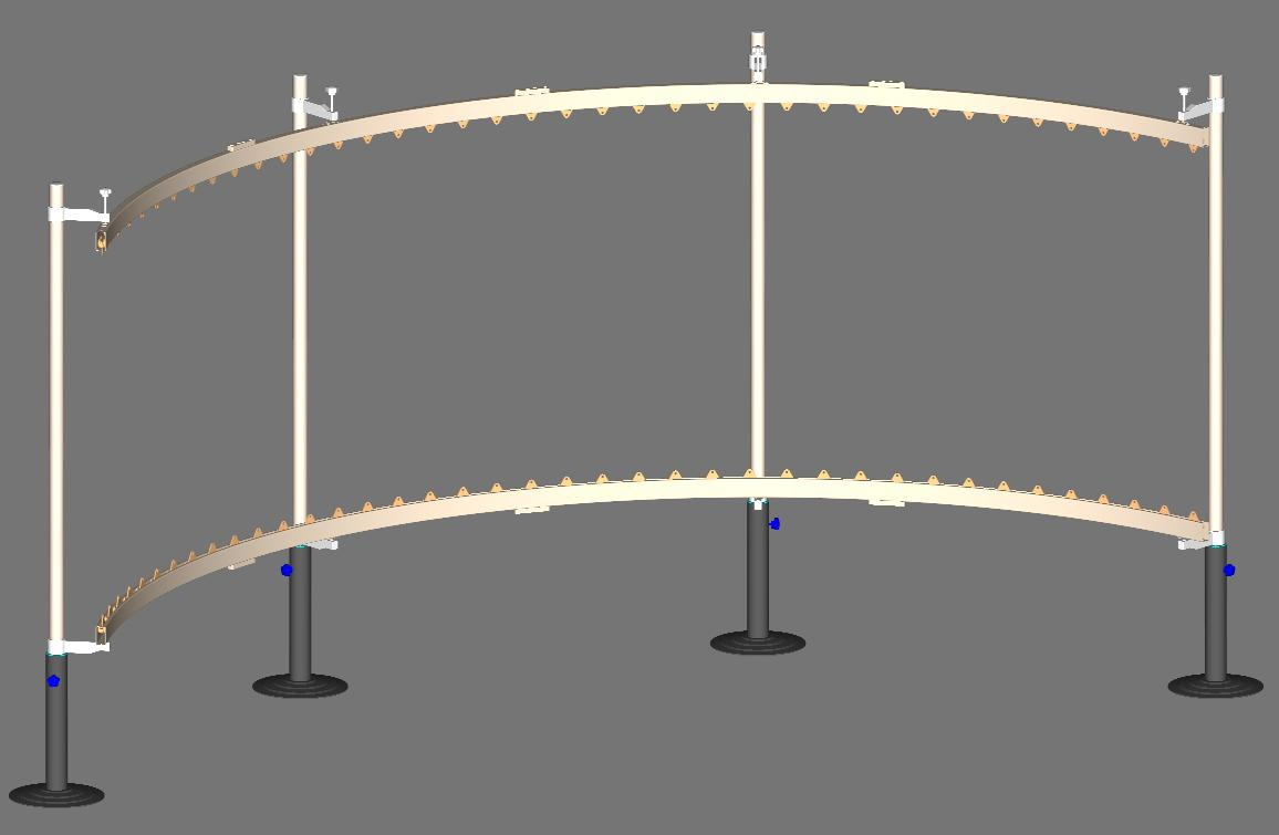 AutoDesk比例交流区技术投影屏幕系统因为本cad算弧形怎么图片
