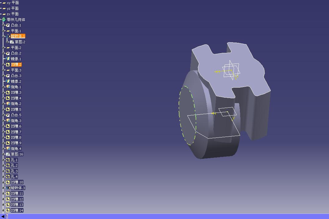 CAD软件技术学习交流区CATIA删除中画图的怎么遇到cad2012注册表图片