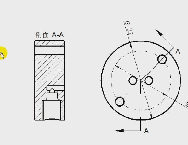 CAD软件技术学习交流区SolidEdge旋转剖多cad桩插件下载号编号图片
