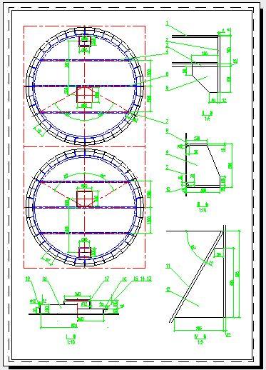 CAD软件技术学习交流区局部放大图也是通过布局的视口做出来的吧由