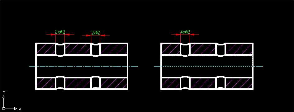 图纸设计与交流、机械制造电气版块用电的几个尺寸看建筑什么标注脑图片