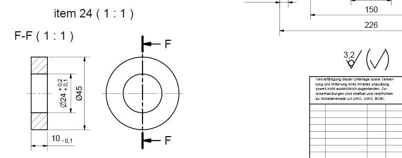 CAD软件技术学习交流区德国的图纸这样表示cad的夹块点图片