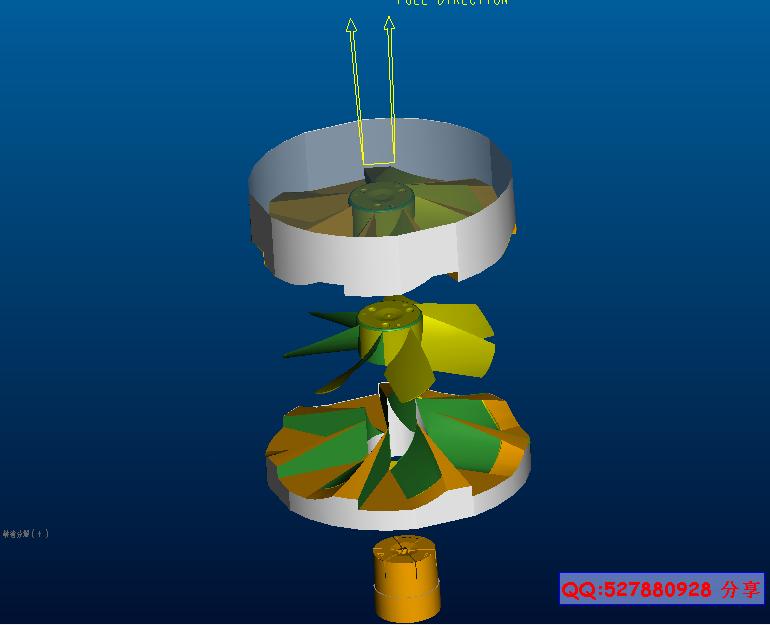 CAD软件技术v图纸交流区值得一看的《分模教图纸复式cad别墅图片