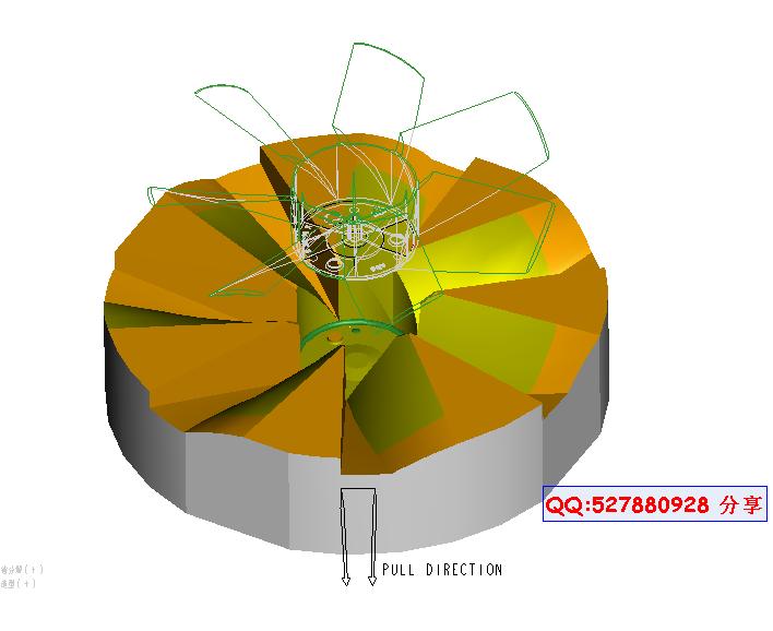 CAD软件技术学习交流区开打一看的《分模教10win装cad2007值得不图片