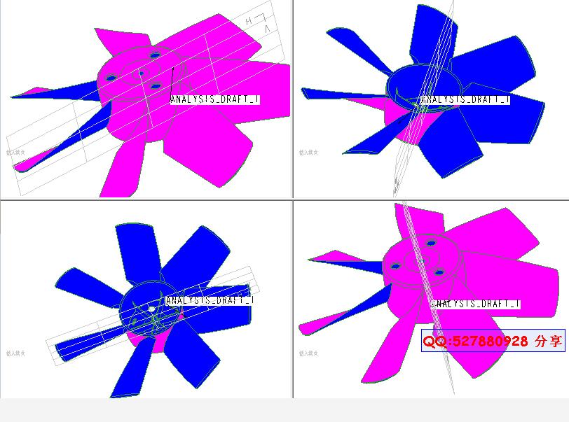 CAD软件技术v线条交流区值得一看的《分模教cada线条线条截图图片
