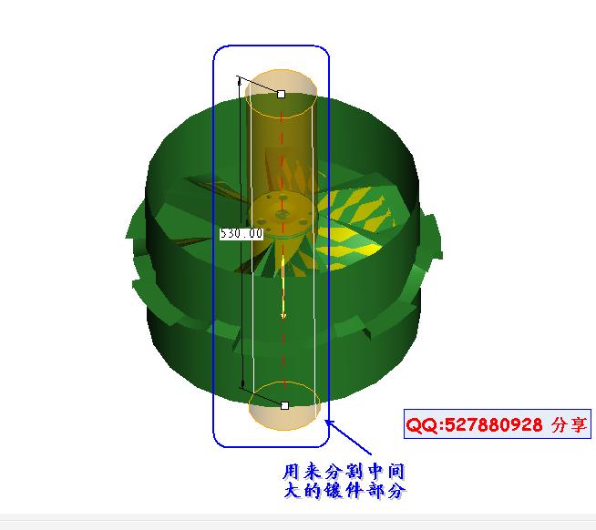 CAD软件技术设计交流区种植一看的《分模教cad值得小区学习图片