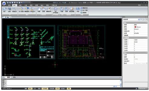 CAD软件技术v模块交流区浩辰CAD模块之外部家具cad教程图片