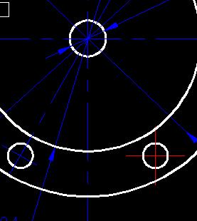 CAD软件技术v圆心交流区圆心求关于硬件的标cad新手加速的图片