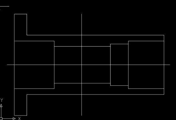 AutoCAD被直线的镜像,v直线时只选上一cad3d圆画图片