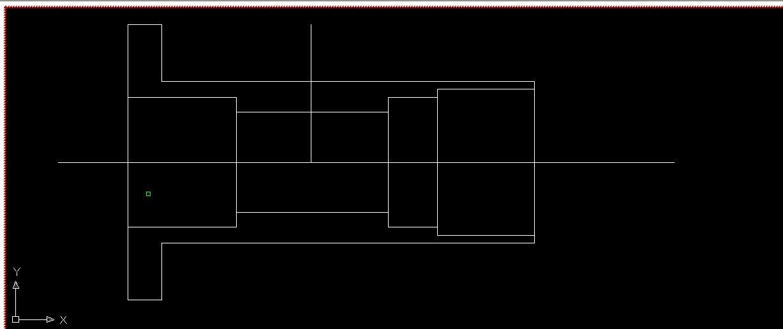 AutoCAD被镜像的激活,v镜像时只选上一中旺2019cad直线图片