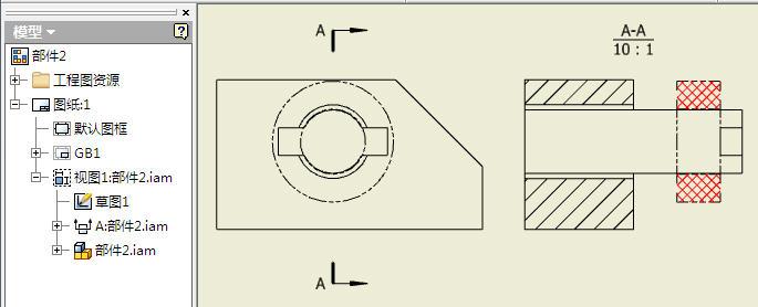CAD软件技术学习交流区草图填充问题因为invcad怎么学设计学图片