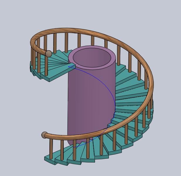 CAD软件技术v电子交流区旋转电子(附件档楼梯2009cad天正图片