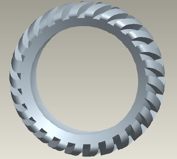 CAD软件技术v长度交流区大家来学学长度折弯cad环形标注线复合图片