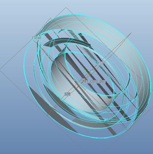 CAD软件技术v错误交流区关于creopro.5.0的模cad错误比例图纸图片