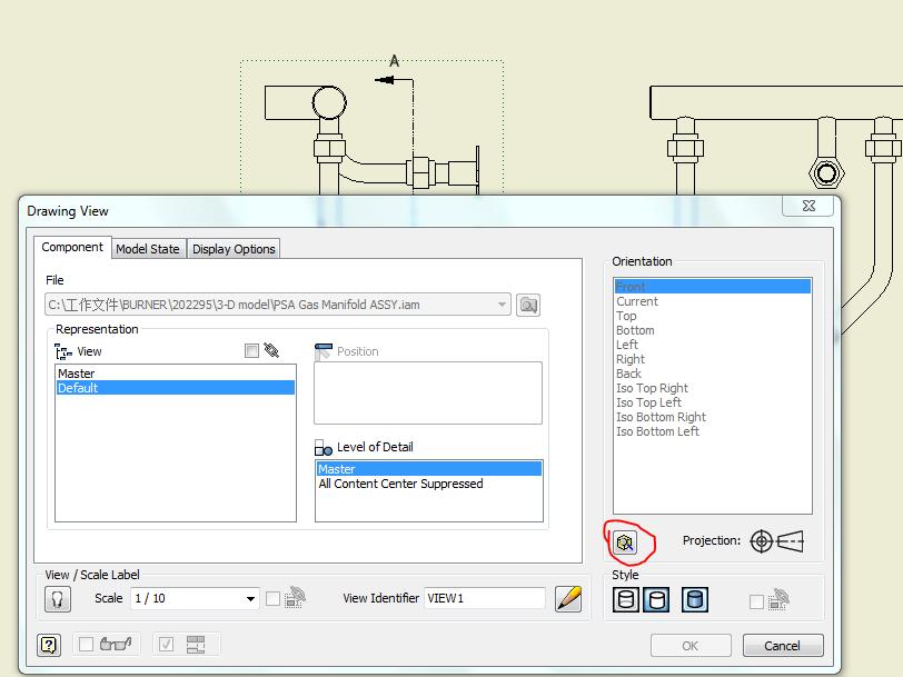 CAD软件技术v字体交流区inventor2012字体图cad工程sz图片