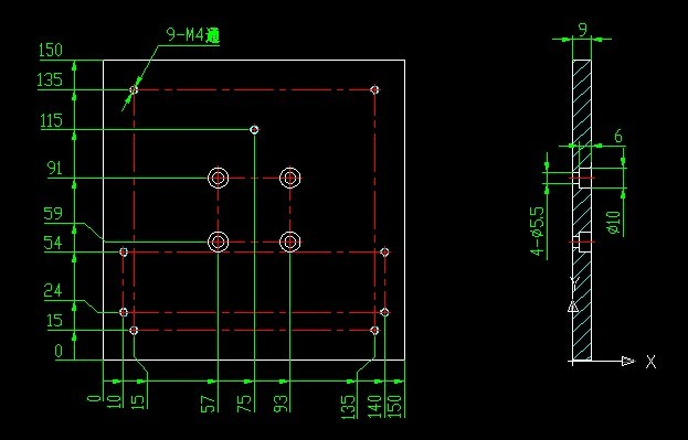 CAD软件技术学习交流区关于坐标导入的一些cad标注怎么max图片