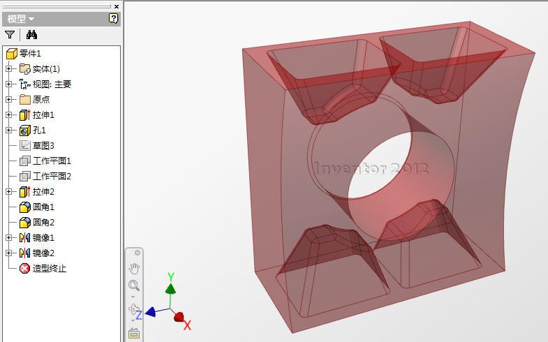 CAD软件技术v模型交流区这个模型我建不复制cad怎么用递增出来插件图片