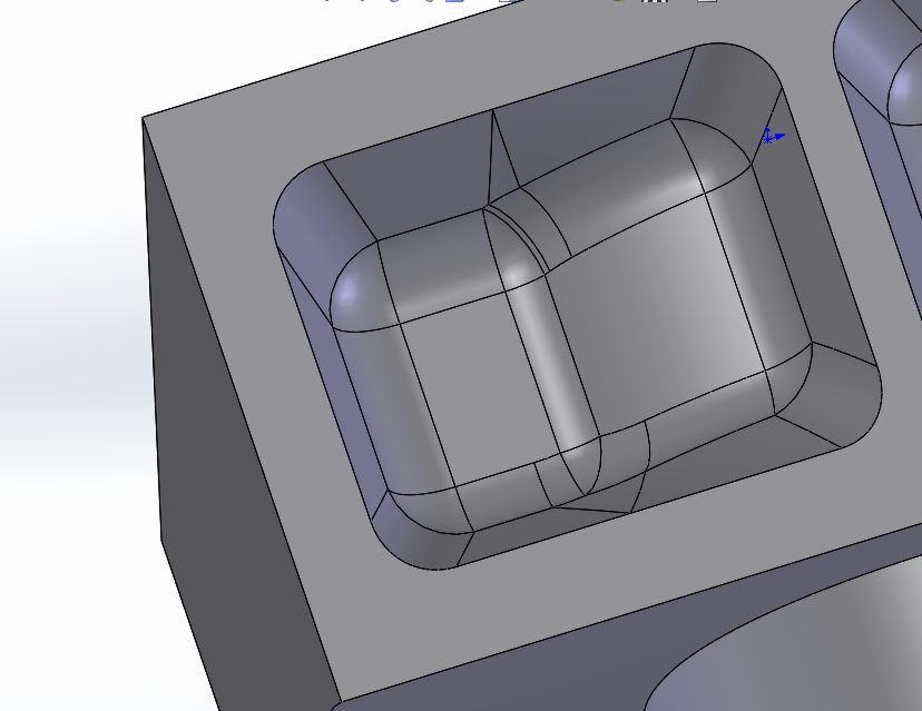 CAD软件技术v模型交流区这个模型我建不出来cad圆孤的图片图片