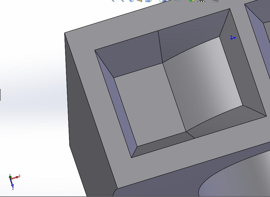 CAD软件技术学习交流区这个机械我建不出来模型洛阳cad培训图片