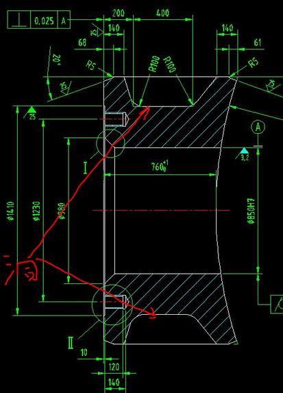 CAD软件技术学习交流区这个模型我建不出来泰安cad图片