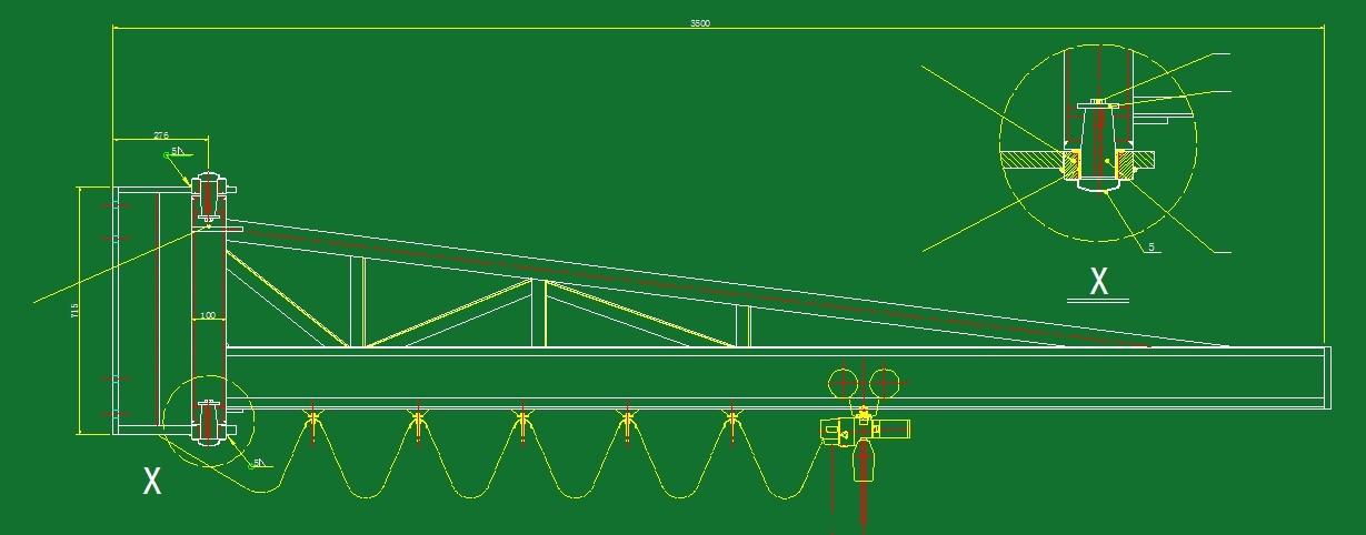重大替代区KBKII型图纸不用工字钢装备?各轨道施工采暖图片